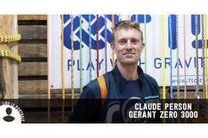 Portrait du mois : Claude PERSON