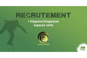 Offre d'emploi - Laurie Paysages