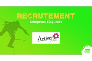 Offre d'emploi - Activert