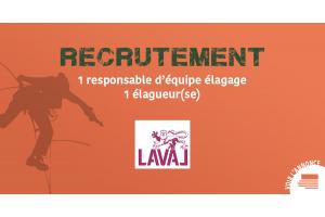 Offre d'emploi - Espaces verts ville de Laval