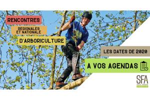 Rencontres d'Arboriculture 2020
