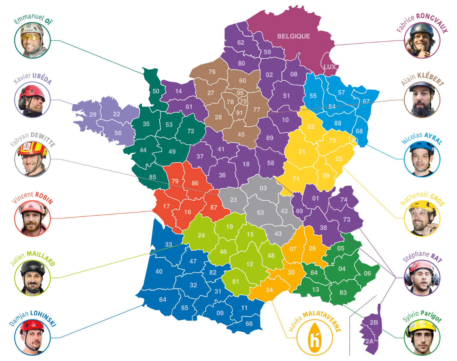 Carte des experts 2020