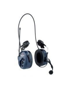 LITECOM BASIC | Coquilles antibruit communiquantes avec attache casque , PMR 446 - 3M™