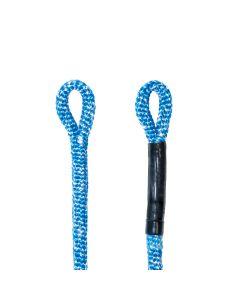 ARGIOPE BLUE Ø 11,7 MM | Corde de rappel - double épissure - FTC