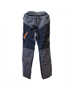 EXPERT noir/orange t.L   Pantalon non protégé - STIHL