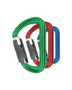SHADOW | Pack mousquetons 3 couleurs - DMM