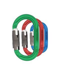 ULTRA O | Pack mousquetons 3 couleurs - DMM