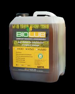 Huile de chaîne biologique - 5 L - BIOLUB