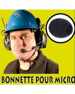 Mousse de protection contre le vent pour microphone ELECTRET - 3M