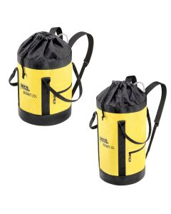 BUCKET | Sac de transport - jaune - PETZL