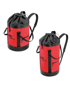 BUCKET | Sac de transport - rouge - PETZL