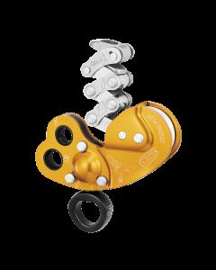 Descendeur ZIGZAG PLUS Prusik mécanique |Petzl