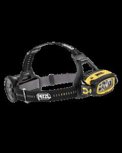 Lampe frontale ultra-puissante DUO S Petzl, multifaisceau et rechargeable