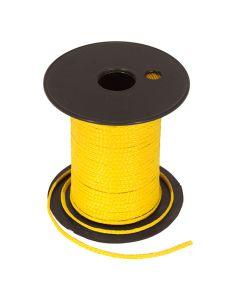 EASY LINE  Ø 2 mm | Fil de lancer 50 m jaune - CORDERIE PALUS