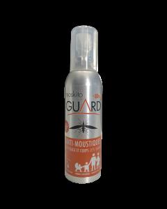 Moskito Guard anti-moustiques | Répulsif cutané spray 75 ml - Dakem