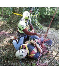 GSA : Grimpeur-Sauveteur dans l'arbre