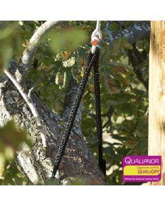 Formations sur le haubanage pour arboristes grimpeurs et élagueur. Hévéa Formations est certifiée Qualiopi.