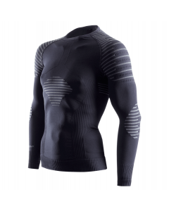 MAILLOT INVENT, Manches longues col rond X-BIONIC