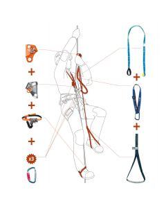 Kit SRT Climbing Technology | Exclusivité Hévéa