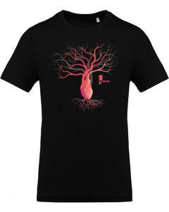 LIFE | T-shirt Enfant manches courtes - HEVEA