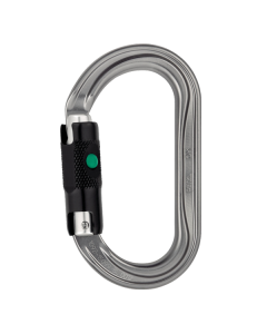 OK BALL LOCK | Mousqueton Alu Triple Lock - PETZL