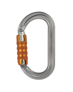 OK TRIACT LOCK | Mousqueton Alu Triple Lock - PETZL