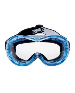 Lunette-masque de protection 3M™ FAHRENHEIT - PC AR et AB