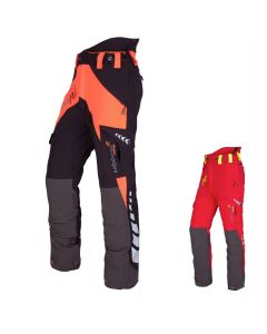 Pantalon de protection BREATHEFLEX Arbortec pour élagueurs, forestiers, bûcherons