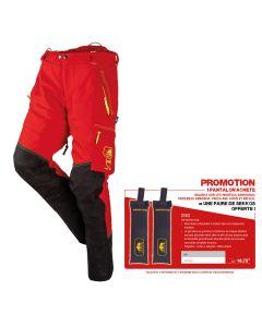 PANTALON DE PROTECTION REFLEX - SIP PROTECTION