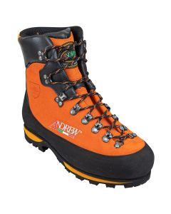 ROZES WOOD SYMPATEX - ORANGE   Chaussures de protection - ANDREW