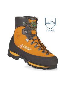 ROZES WOOD SYMPATEX - ORANGE | Chaussures de protection - ANDREW