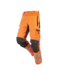 SAMOURAI HV + PROTEC MOLLET | Pantalon de protection - SIP PROTECTION