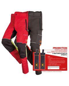 SAMOURAI   Pantalon de protection - SIP PROTECTION
