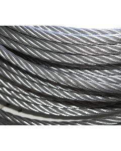 Câble ACIER Ø 6 mm - HEVEA