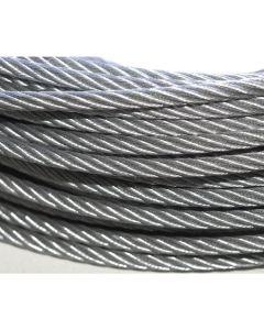 Câble ACIER Ø 10 mm - HEVEA