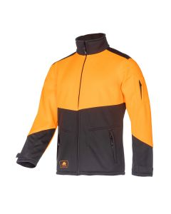 TIBET | Veste de protection orange/noir - SIP PROTECTION