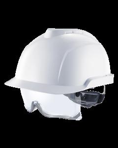 Casque V-GUARD 930 ventilé avec surlunettes intégrées MSA Safety
