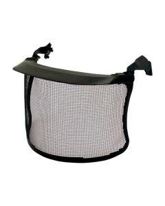 Visière 3M™ V4C grillagée - Acier inoxydable 1,8 X 2,5 mm
