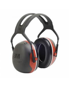 Casque antibruit 3M™ Peltor™ X3 rouge