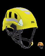 STRATO VENT HI-VIZ | casque de protection Petzl
