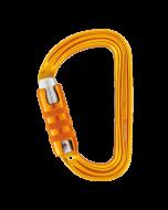 SM'D TRIACT LOCK | Mousqueton Alu Triple Lock - PETZL