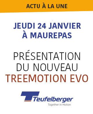 Journées Teufelberger TreeMOTION EVO