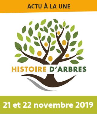 Histoire d'arbres les 21 et 22 novembre