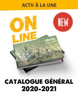 Hévéa vous présente son nouveau catalogue général 2020-2021